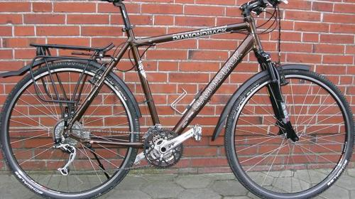 Fahrräder, Fahrradverleih, Crossbike,Trekkingrad