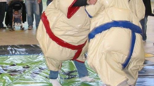 Sumoringen - Sumowrestling