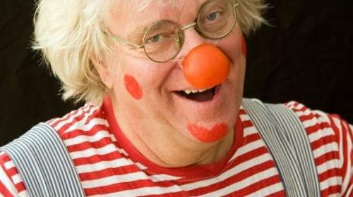 Clownereien und Lieder für Kinder