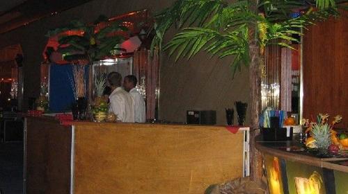 Cocktailbars, unterschiedliche Ausführungen