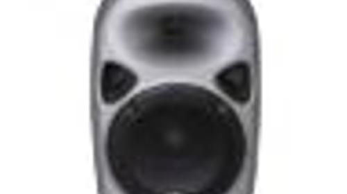 Musikanlage, Subwoofer, Mischpult, CD-Player, Mikro, Kopfhörer