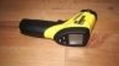 Geräte, Infrarot Laser Thermometer, Duallaser