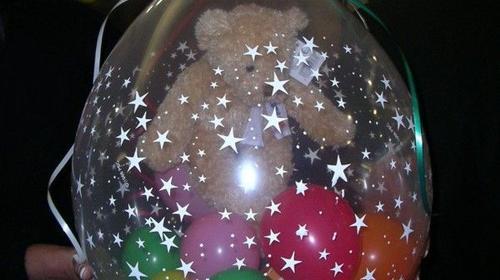 Weihnachtsverpackungsaktion / Verpackungsballons / Ballonverpackung inkl. 19% MwSt.
