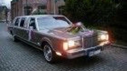 Lincoln Stretch/Limousine/Mietfahrzeug/Mietwagen/Klassiker