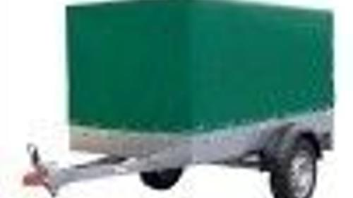 Plananhänger , Planenanhänger XS Anhänger 2x1x1m