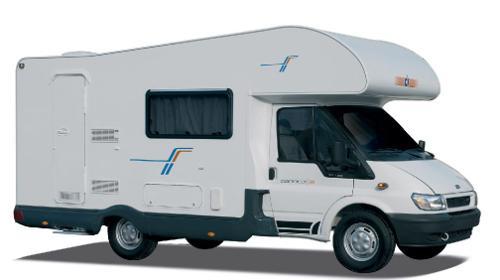 Wohnmobil Carioca 590