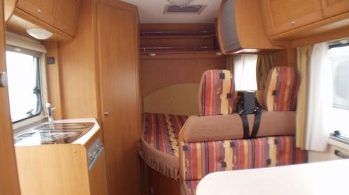 Wohnmobil Elliot 15P