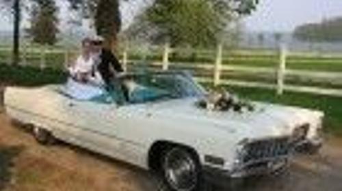 Oldtimer Cadillac de Ville Cabrio /Limousine/Oldtimer/Mietfahrzeug/Mietwagen/Klassiker