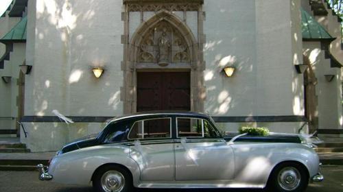 Bentley / Luxus Oldtimer Hochzeitsauto