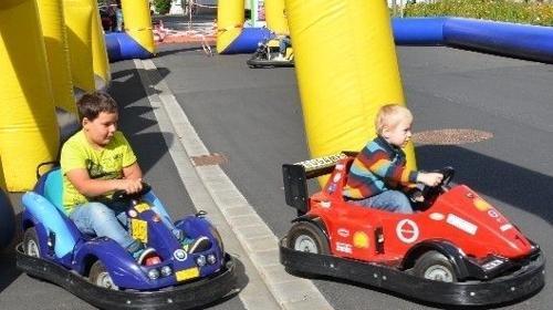 Elektrofahrzeuge für Kinder, 3 Stück inkl. 19% MwSt.
