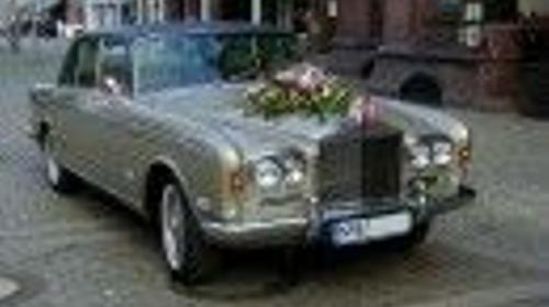 Rolls-Royce Silver Shadow I/Oldtimer/Mietfahrzeug/Mietwagen/Klassiker