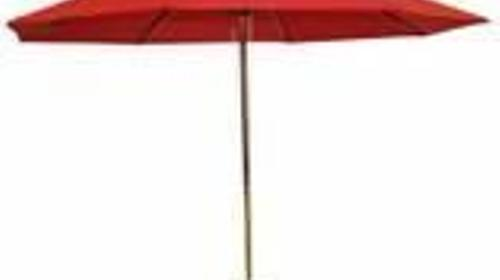 Sonnenschirm rund Ø 350 cm, inkl. Fuß