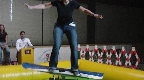 Snowboardsimulator inkl. 19% MwSt.