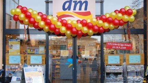 Ballongirlande, Ballondekoration, Heliumballons inkl.19% MwSt.