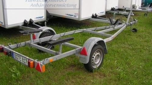 750 kg Bootsanhänger mieten in Berlin