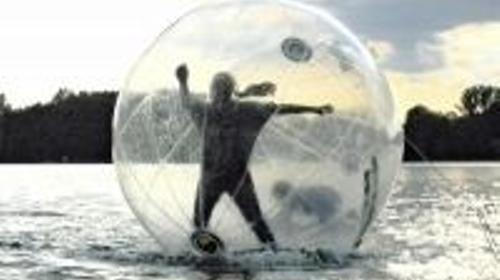 Water Walking Ball / zum über Wasser laufen