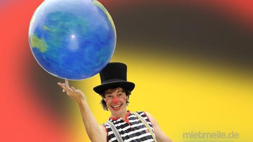 Clown Filou`s verzauberte Zirkuswelt