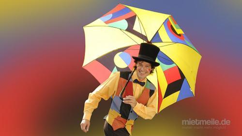 Filou clownesk-dynamisch-bremsenlos
