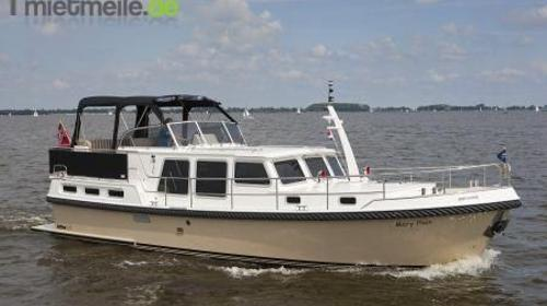 "Jetten 40 AC ""Aurora"" Boot / Motorboot / Yacht"