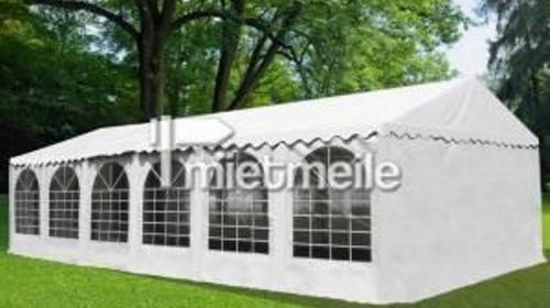 Partyzelt 6*12m, für bis zu 150 Personen im Zelt