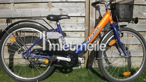 Fahrräder, Fahrradverleih, Kinderfahrrad
