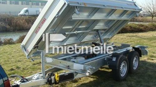 Ramses 3500 kg E-Pumpe 3600x1760x1360