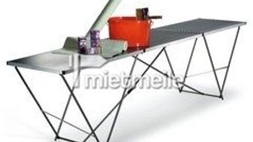 Tapeziertisch - Malertisch