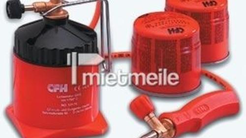 Lötlampe LM 3000 - bis 1750 °C