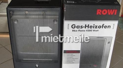 Gasofenheizung 4200 W - Heizung - Gasheizung