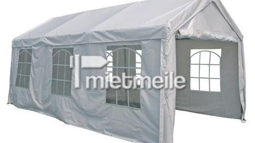 Partyzelt - Zelt klein 3 x 6 m 18m² ohne Boden
