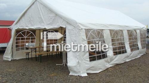 Zelt 5 x 8 m ohne Boden 40 m²