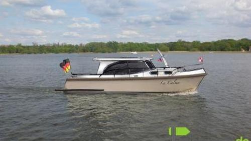 "Jetten 30 Sedan ""La Calma"" Boot/Motorboot/Yacht"
