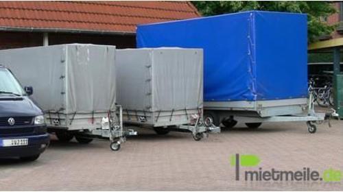 Anhänger 3 Tonnen/ Autotrailer