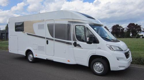 Wohnmobil Carado T447, Einzelbetten,u.Raumbad Neu!
