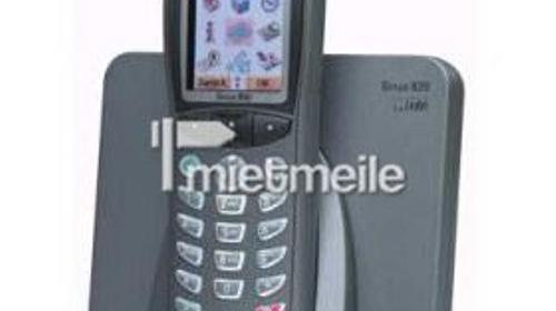DECT Telefon ISDN schnurlos