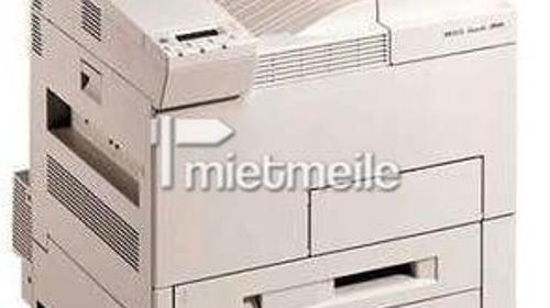 HP Laserjet DIN-A3 s/w Drucker