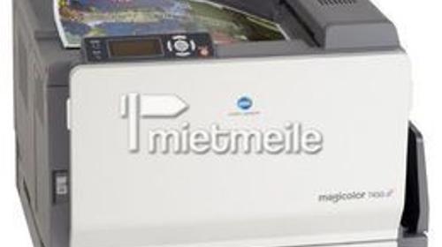 Konica Laserdrucker DIN-A3 Color