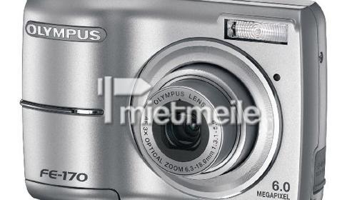 6 Megapixel Olympus Fotoapparat Cam