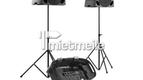 PAS Personal Audio System Mediarack Audiorack