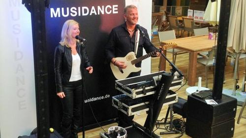 Partyband Duo  Musidance