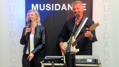 Livemusik  Duo Musidance
