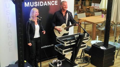 Tanzmusik Duo Musidance