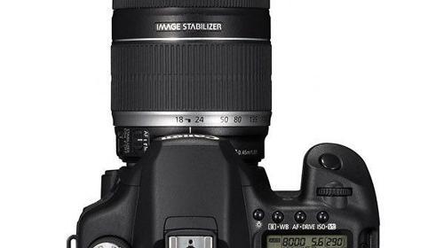 Canon EOS50D + Objektiv 17-85mm + 8 GB Speicher + 2. Akku