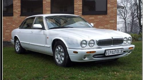 Jaguar XJ 8 Sovereign - Youngtimer
