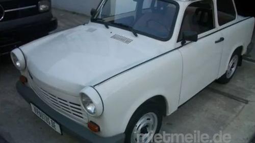 Trabant 1.1 - Oldtimer aus der ehemaligen DDR