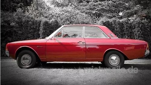 Ford Taunus 17M - Oldtimer und Hochzeitsauto