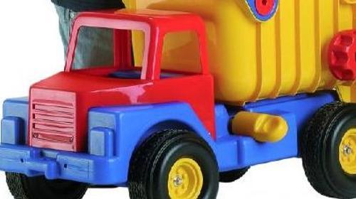 XXL-Kinderspielzeuglaster (Kipper)