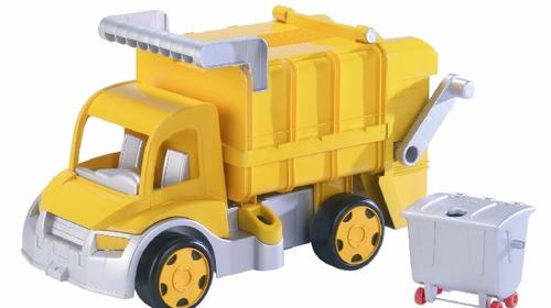 XXL-Kinderspielzeuglaster (Mülllaster)