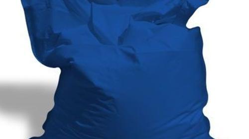XXL-Sitzsack 140*180cm Blau