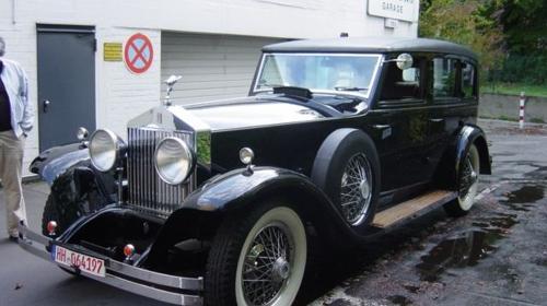 Oldtimer Rolls Royce Phantom I von 1929